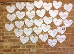 wall of love 12