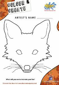 Create your own fantastic fox
