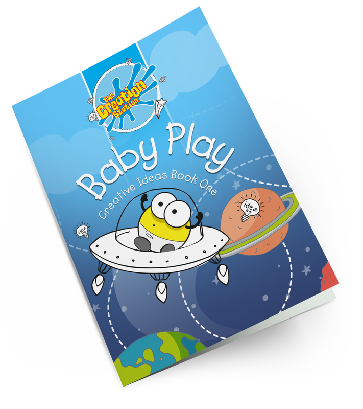 baby play activity book