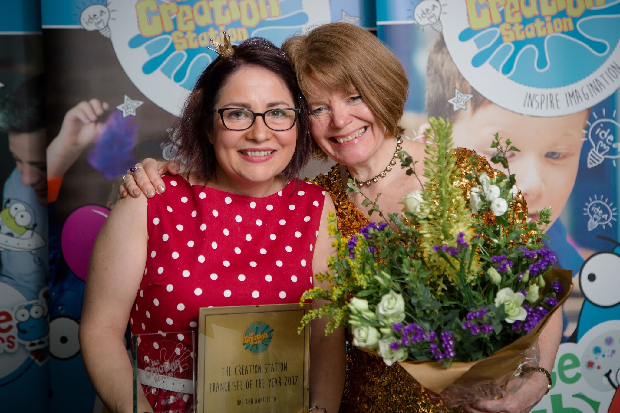 Conference 17 Ruth Franchisee of the year