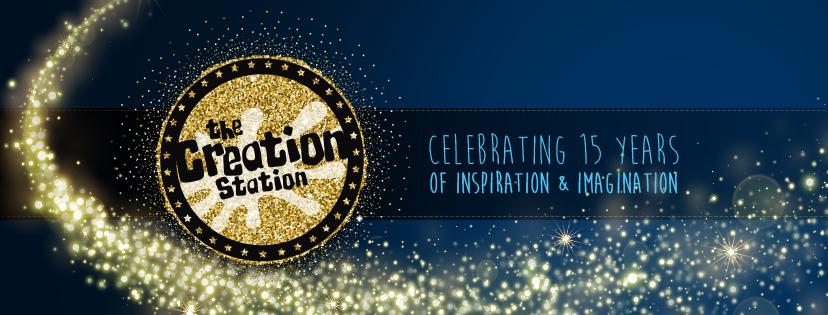 15 years inspiring  imaginations