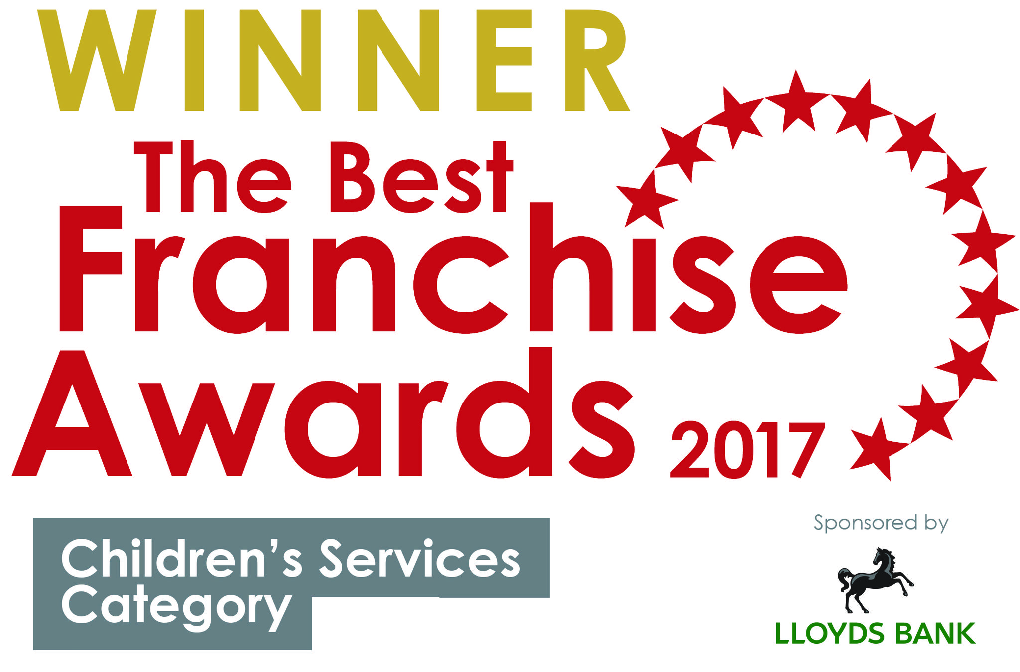 The Creation Station Wins Best Franchise Award in Childrens Services 2017
