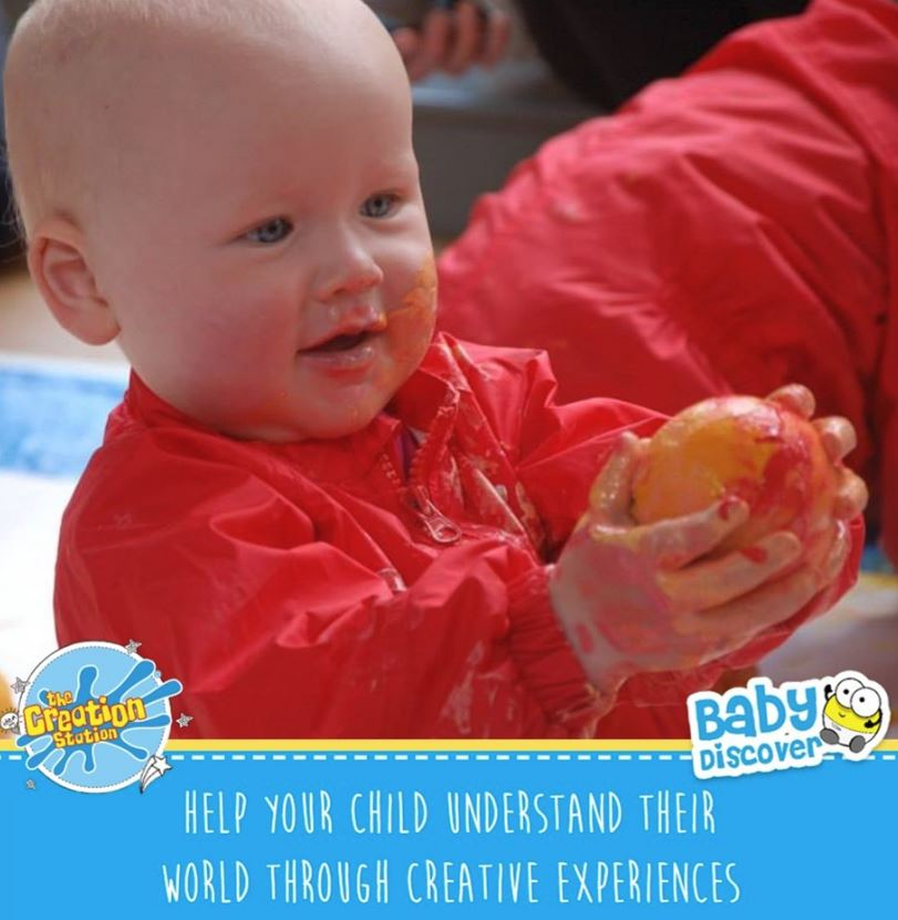 Help Your Baby  Discover Their World