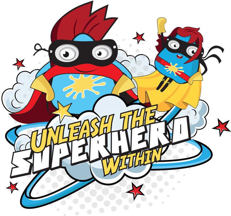 Creation Station Superhero
