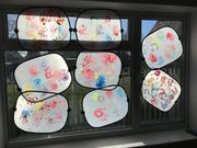 Creation Station Kids Car Window Shades