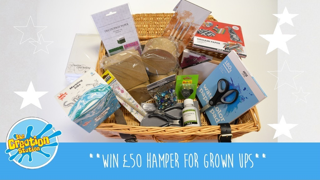 50 pound hamper