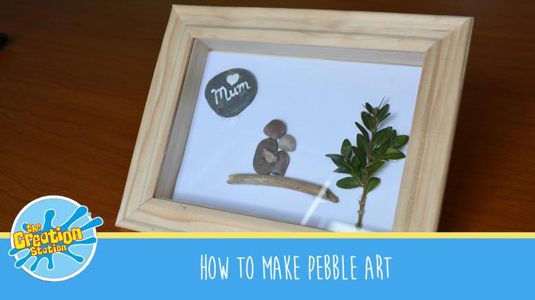 Pebble art 2