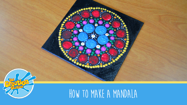 Mandala front