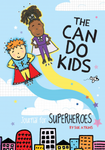 Sues Atkins parenting book kids can do