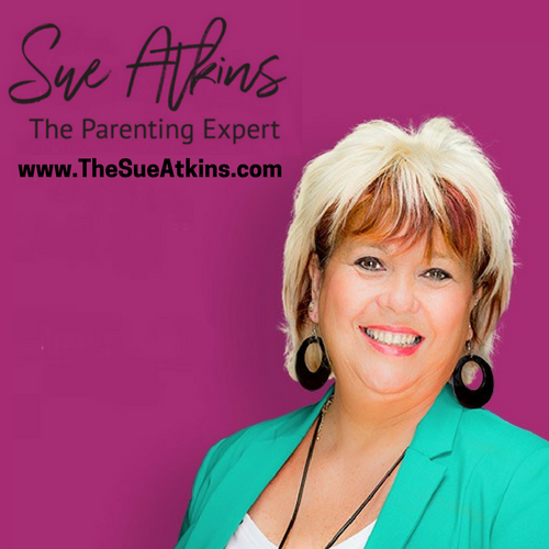 Sue Atkins - parenting expert
