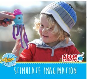 Creation Station Play Doh sessions stimulate imagination