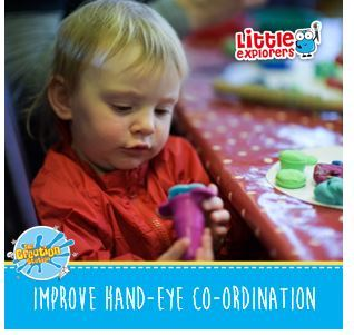 Hand and eye co ordination