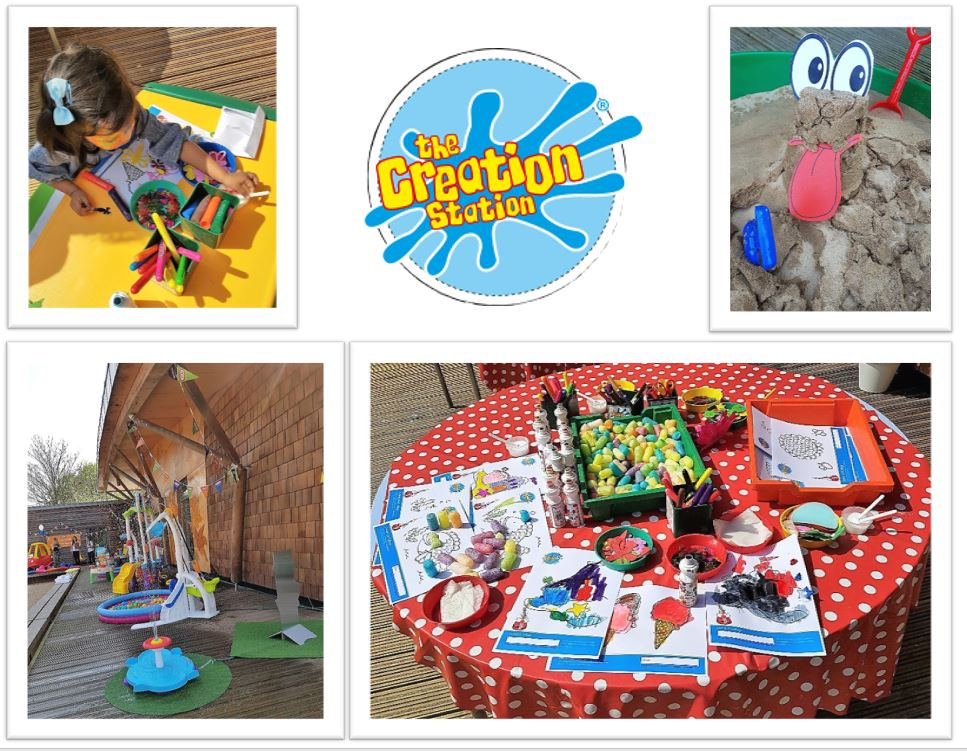 Little Tikes Events April