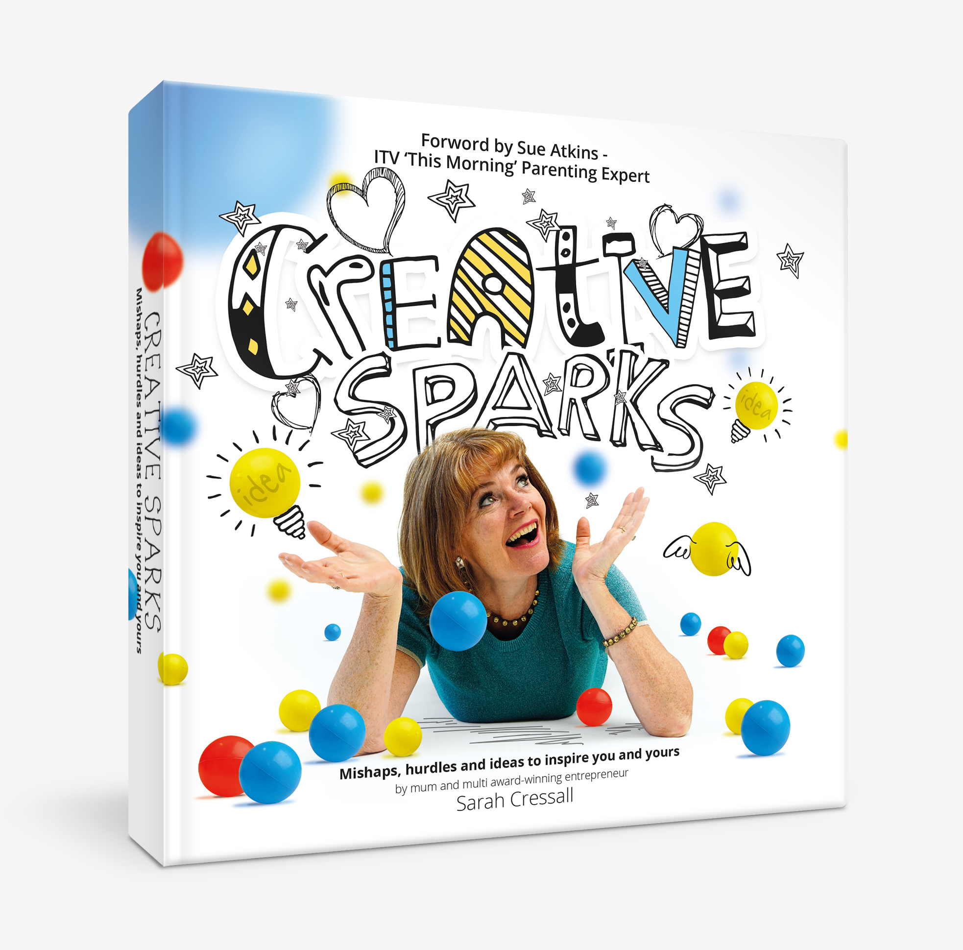 Creative Sparks - Mishaps, hurdles and ideas to inspire you and yours