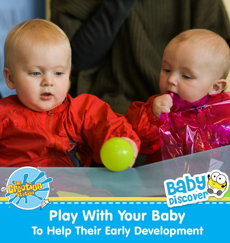 Play activities to help your baby