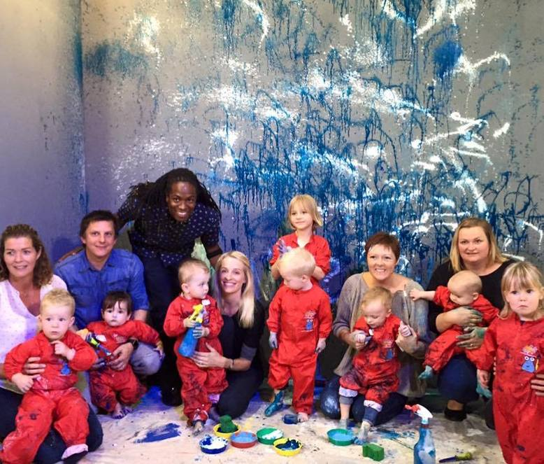 Creation Station gets creative with CBeebies Star Sid Sloane
