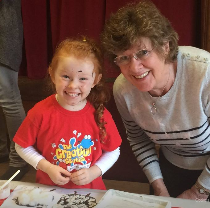 Creative workshops for grandparents to enjoy with their grandchildren