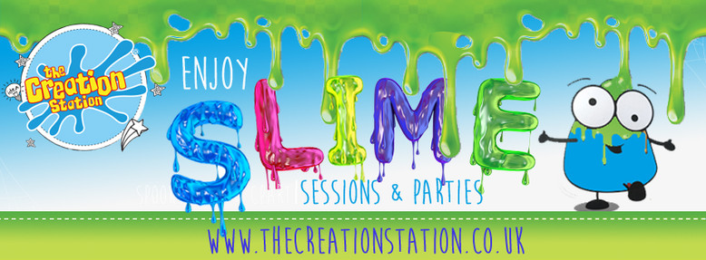 Creation Station Slime making classes, workshops and parties