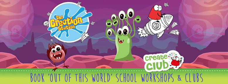 Station workshops for schools and after school clubs