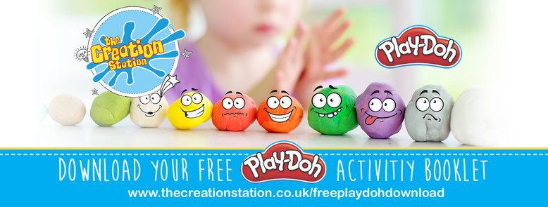 Download Creation Station Playdoh free booklet