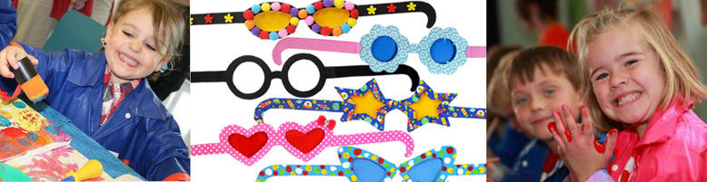 Party fun with glasses  party ideas