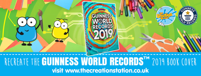 Creation Station Guiness Worlds Book Record Competition
