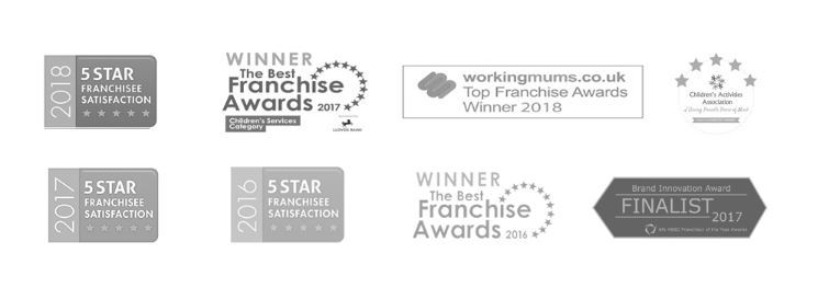 Creation Station Franchise awards 2018