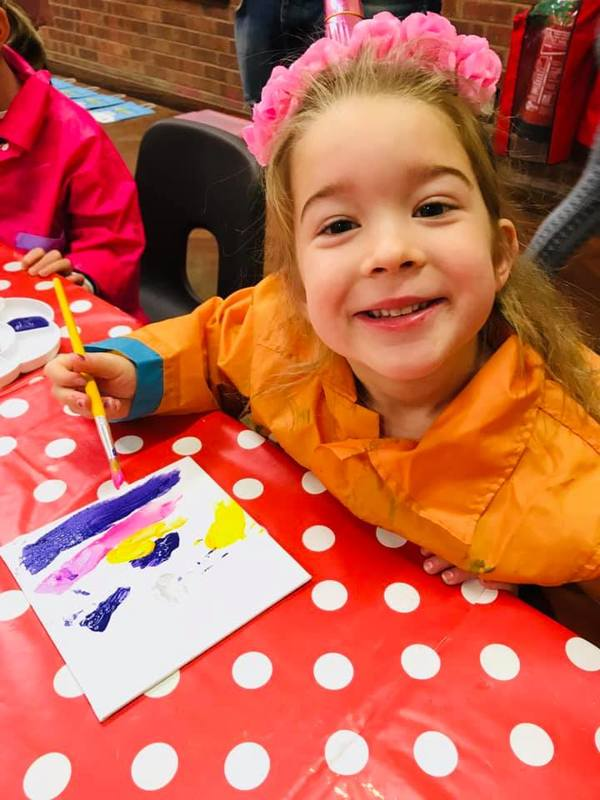 Fantastic creative fun with The Creation Station Hitchin and Letchworth