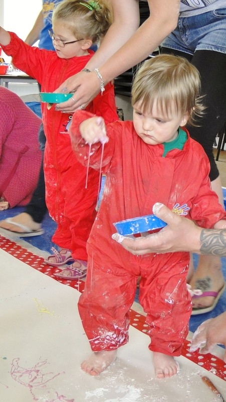 Creation Station helping build essential early learning skills
