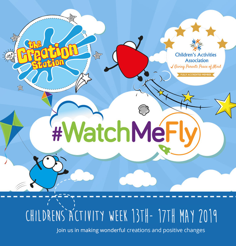 Watch me fly campaign