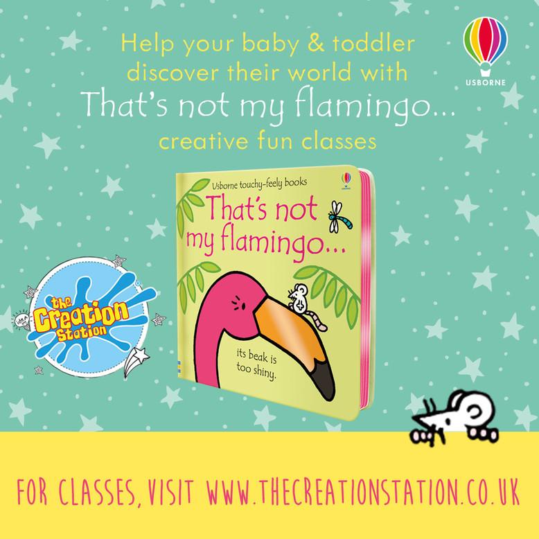 TNM Flamingo CreationStation Instagram