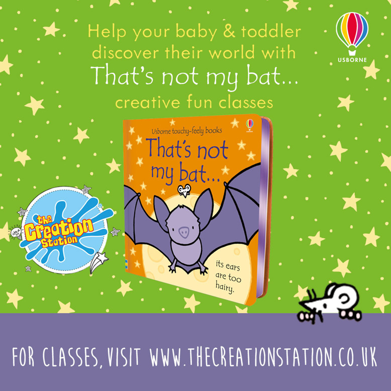 thats not my Bat CreationStation Instagram