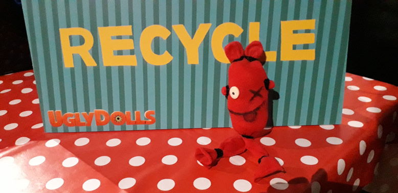 Ugly Dolls Creations with Creation Station