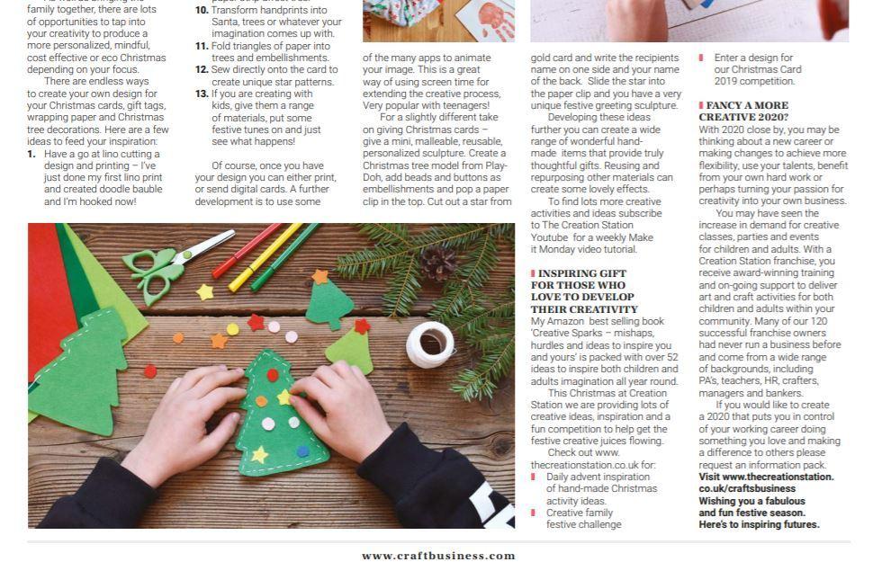 Craftbusiness column2