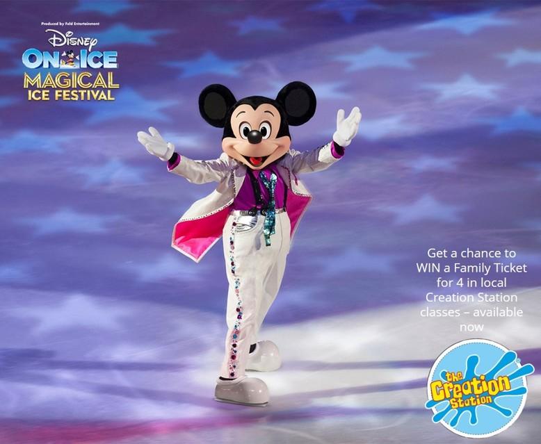 Win Disney On Ice tickets