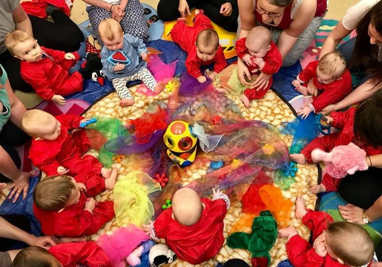 birthday party for babies