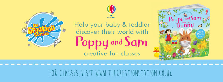 Poppy & Sam CreationStation events