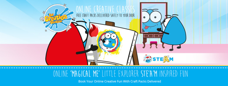 Magical Me   ONLINE WITH FREE CRAFT PACKS