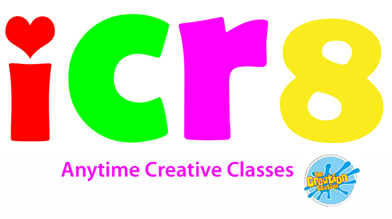 Creation Station anyime iCR8 courses