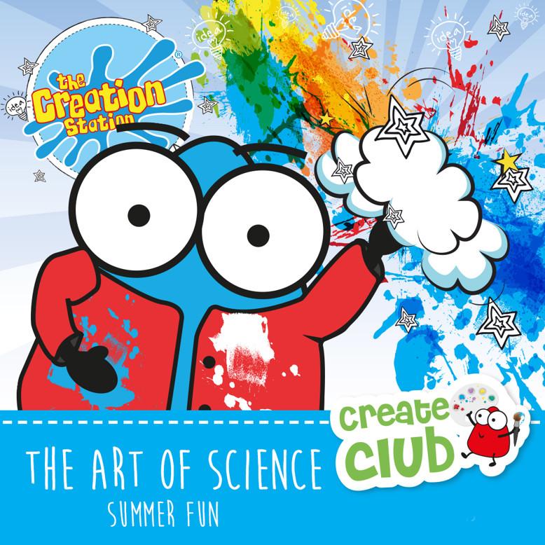 Create Club   Art of science   SUMMER 20