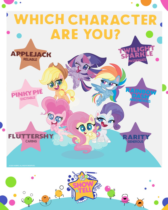 TYP WHICH CHARACTER 4x5 MLP 0 00 00 00