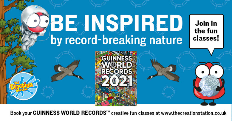 Creation Station GUINnESS WORLD RECORDS classes