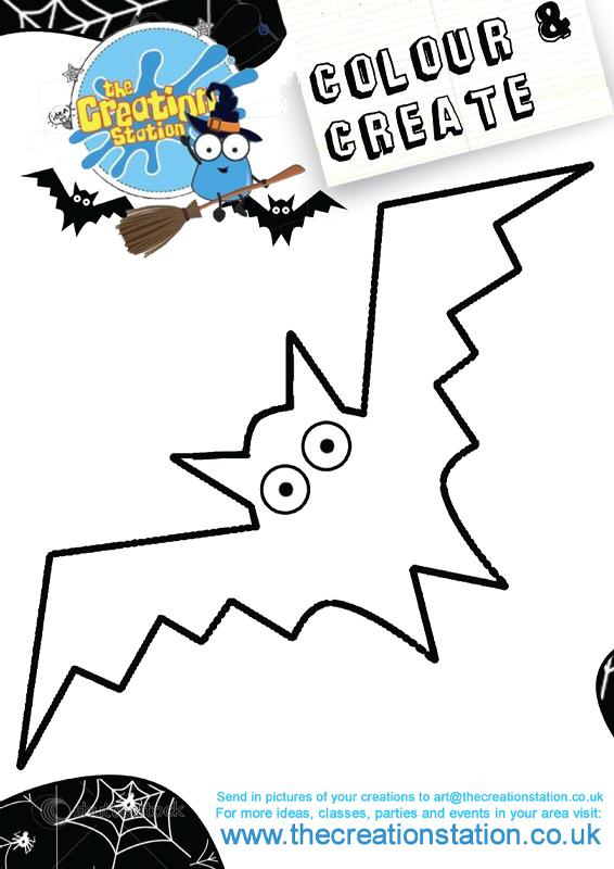 Flying bat1
