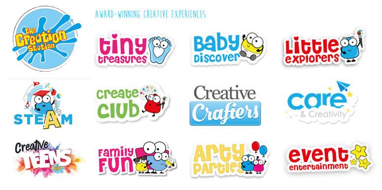 Creatio Station award winning activities