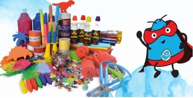 Creation Station Craft Supplies