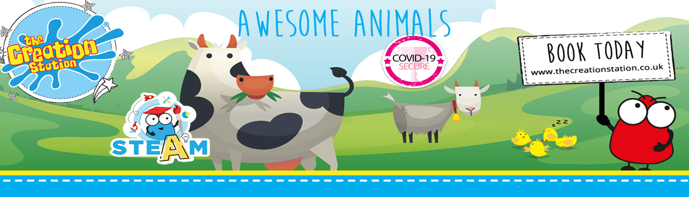 Awesome Animals classes