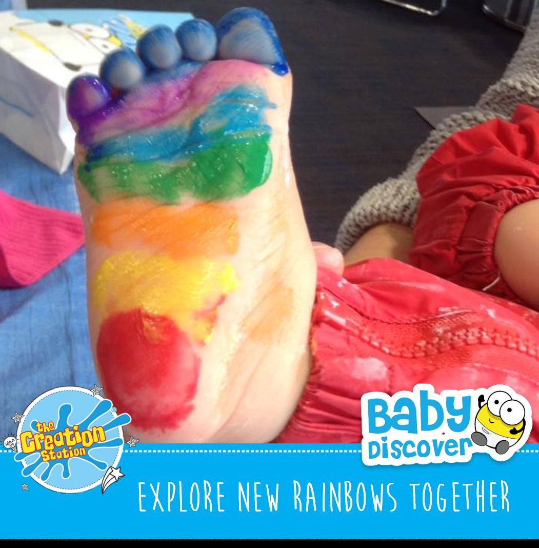 BD Explore New Rainbows Together