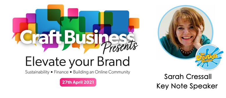 Keynote speaker craft business