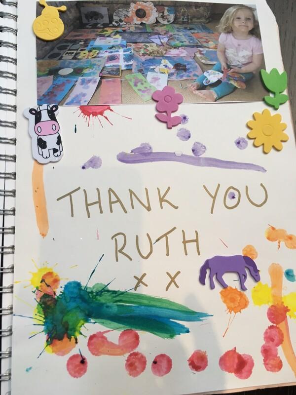 Ruths book