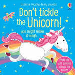 Dont tickle the unicorn book